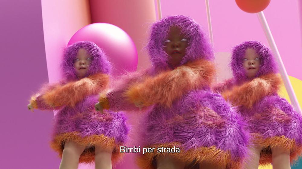 Bimbi Per Strada (Children)