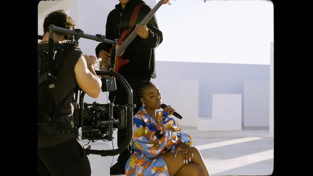 Right Now - Acoustic Video (Behind the Scenes)