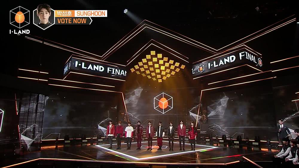 I-Land EP 12 (Eng Subs) Part 2