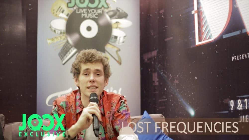 Exclusive Lost Frequencies Greetings