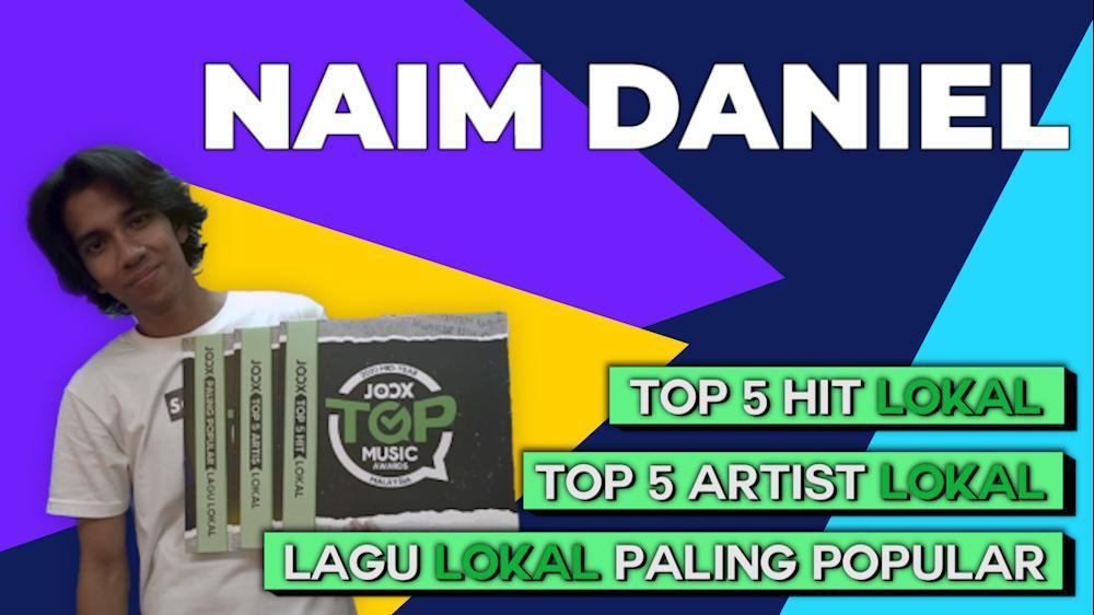 Watch Joox Top Music Awards Mid Year 2020 Naim Daniel Mv Online Watch Naim Daniel Popular Music Videos On Joox