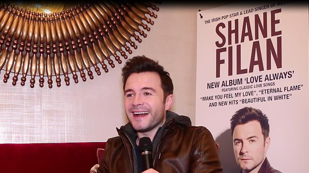 Exclusive with Shane Filan