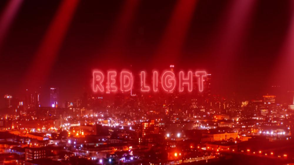 Red Light Spells Danger