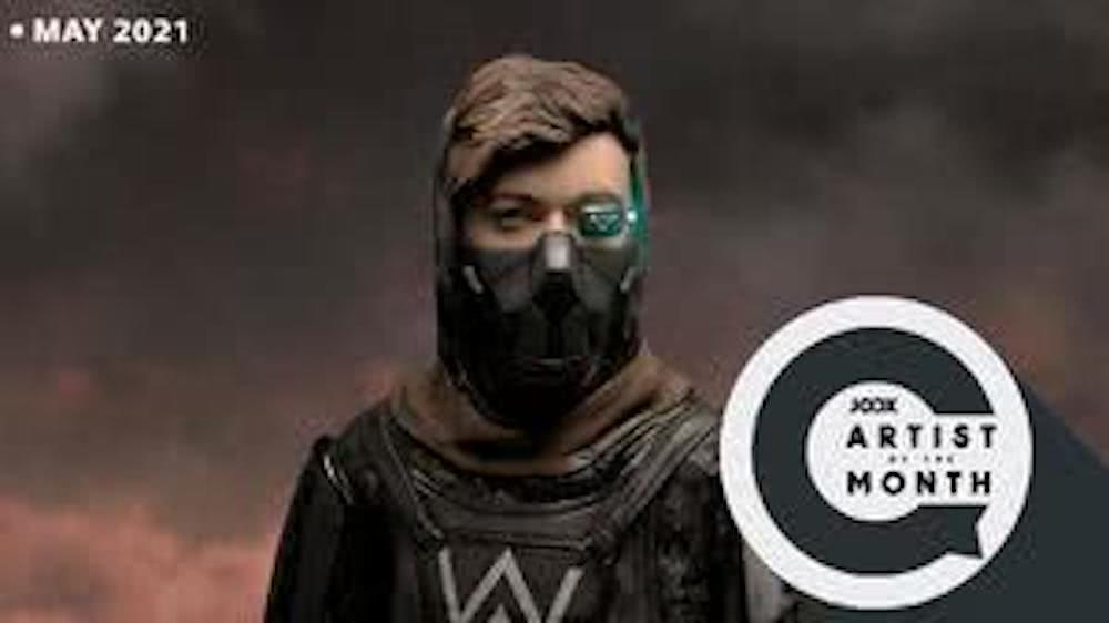 Artist of the Month (May) - Get to know Alan Walker!