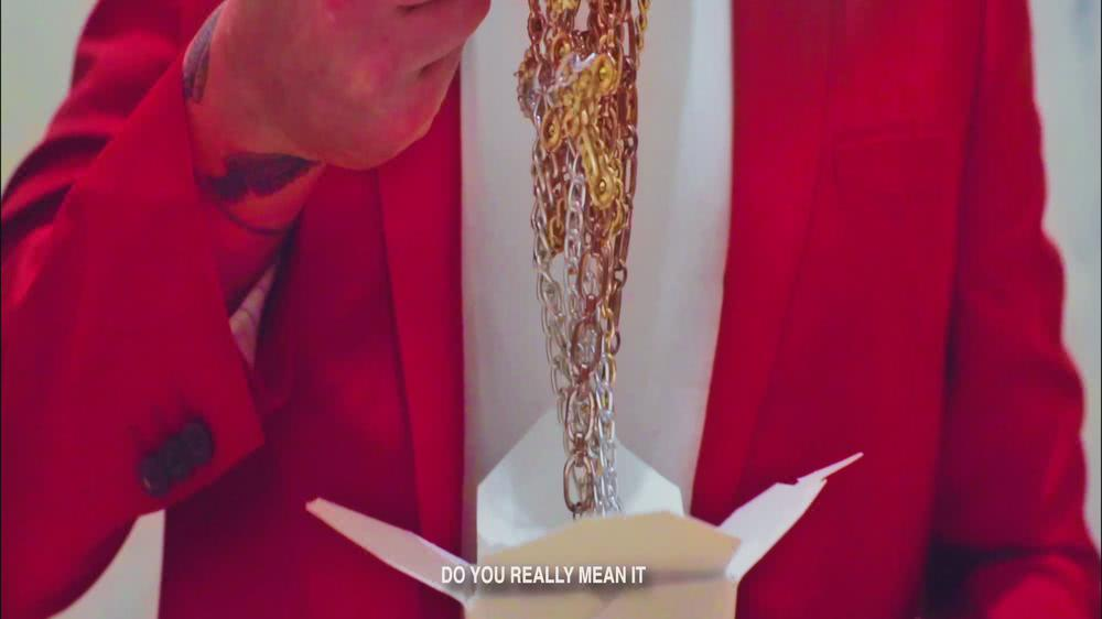 Do You Mean (Lyric Video)