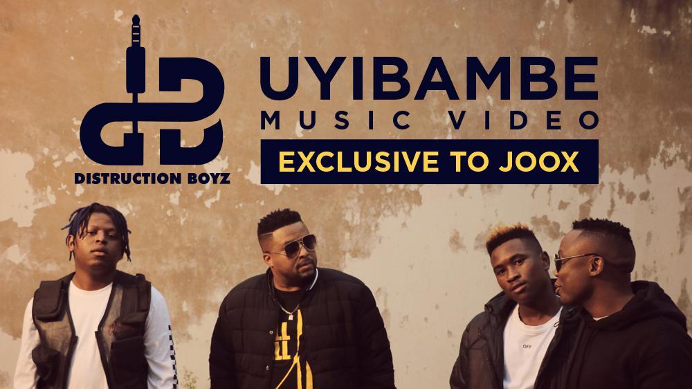 Distruction Boyz - Uyibambe