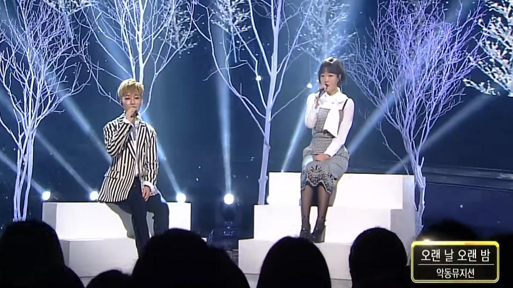 〈LAST GOODBYE〉0115 SBS Inkigayo