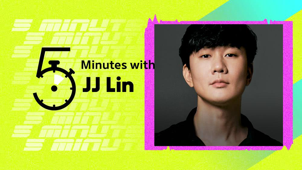 5 Minutes with JJ Lin
