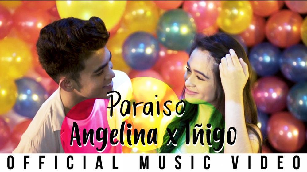 Angelina x Iñigo - Paraiso