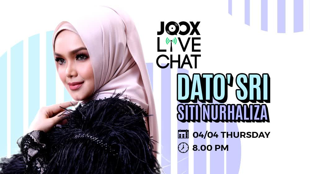 JOOX Live Chat - Dato' Sri Siti Nurhaliza_04042019