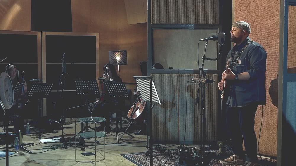 Just You & I & Leave a Light On at Metropolis Studios
