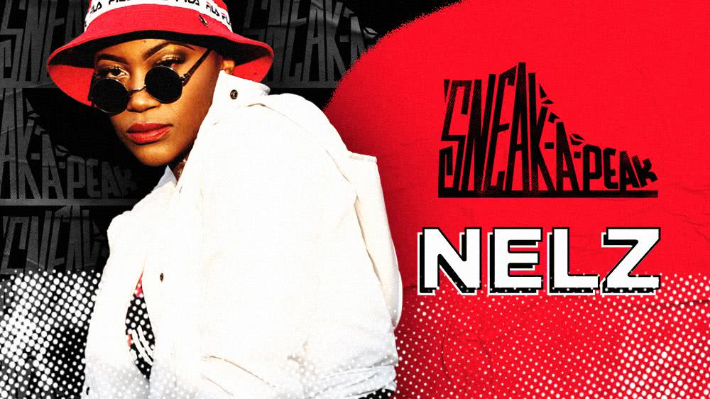 Sneak-A-Peak with Nelz