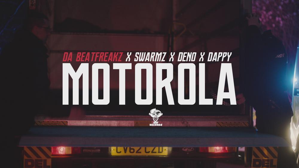 Motorola (feat. Swarmz, Deno and Dappy) [Official Video]