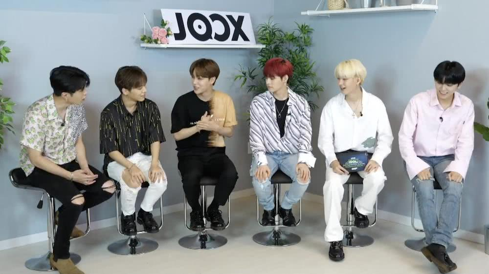 JOOX Idol Station - ONF Live Chat (Ep. 5)