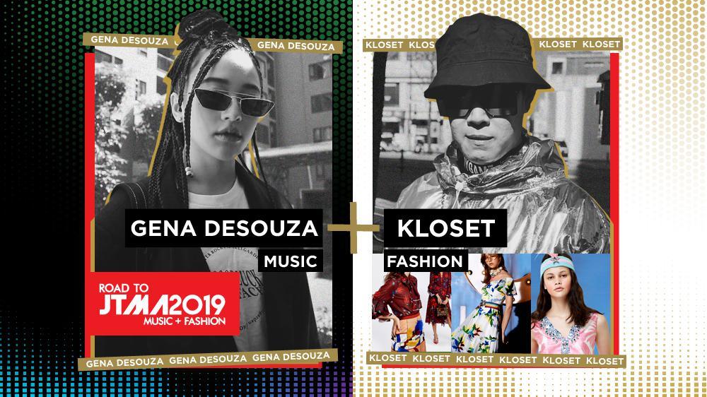 GENA DESOUZA x KLOSET - Road to JTMA Music + Fashion 2019