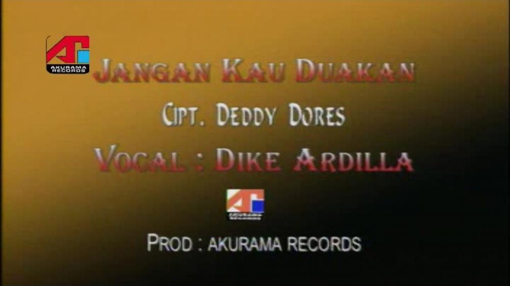 Jangan Kau Duakan (Official Music Video)