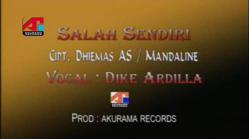 Salah Sendiri (Official Music Video)