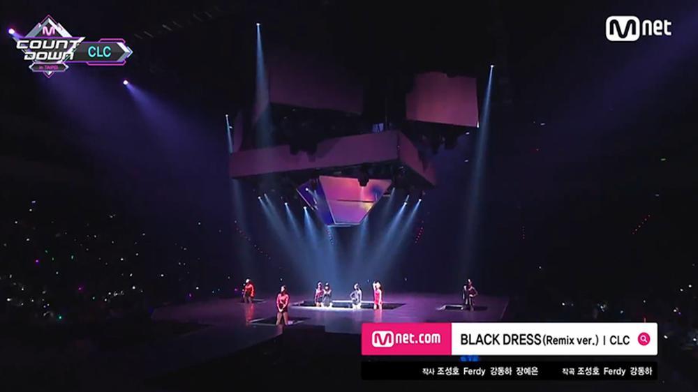 MCD IN TAIPEI 0712_CLC_BLACK DRESS