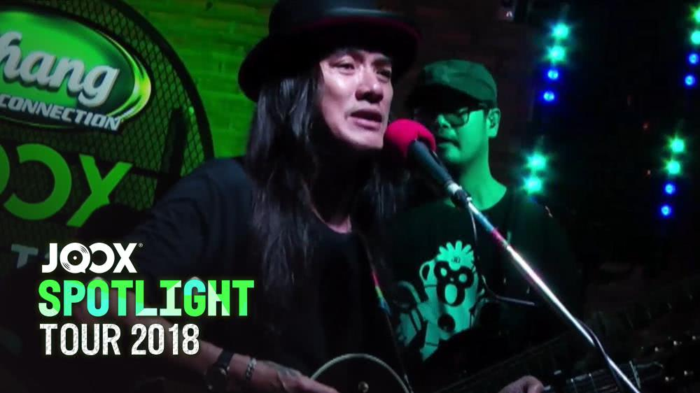 Greasy Cafe' : Chang x Spotlight Tour 2018 [29.6.18]