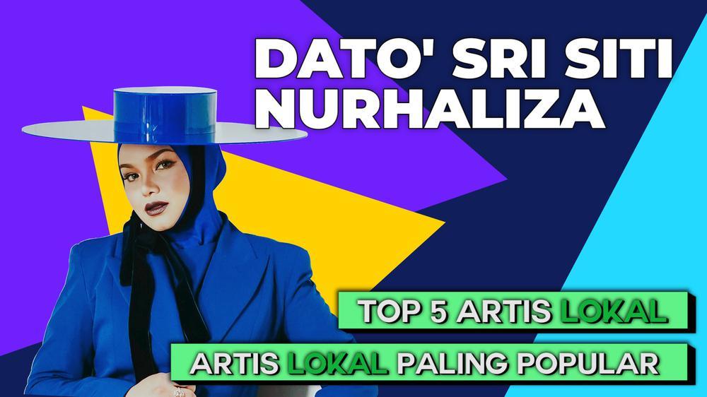 JOOX Top Music Awards Mid Year 2020 - Dato' Sri Siti Nurhaliza