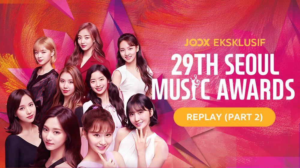 29th Seoul Music Awards (PART 2)