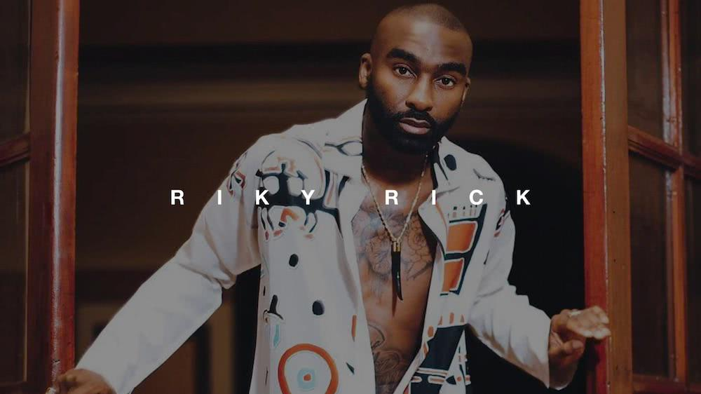 Up Close With: Riky Rick