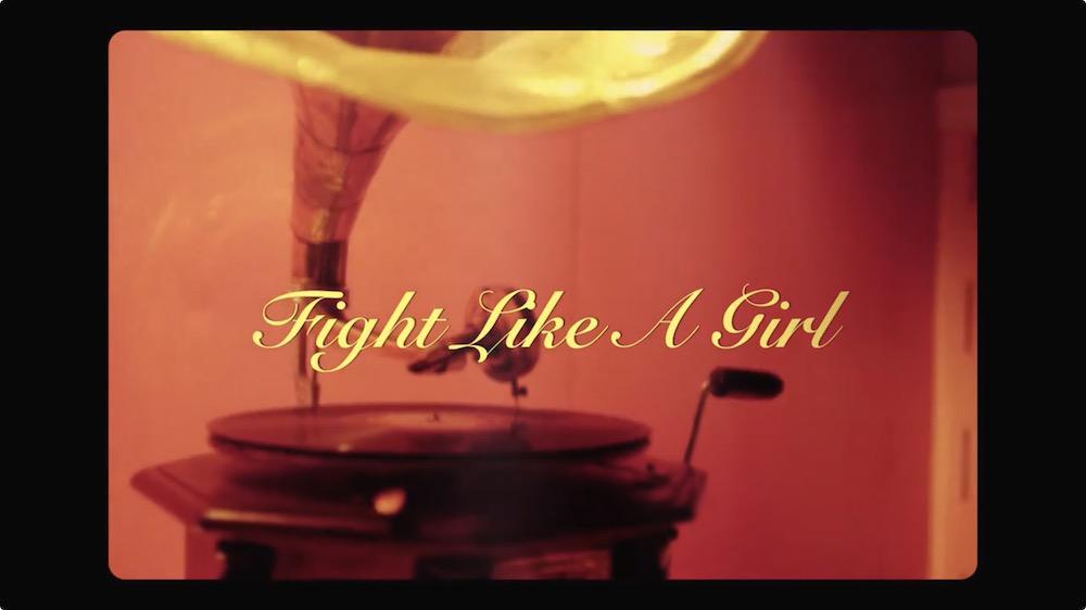 Fight Like A Girl[MV]