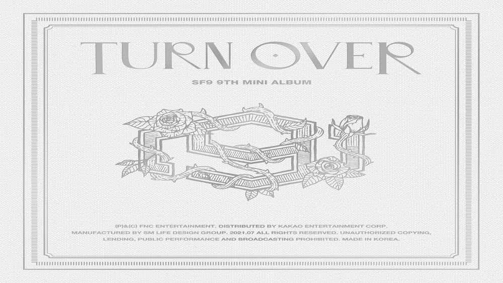 SF9 - TURN OVER : PROLOGUE