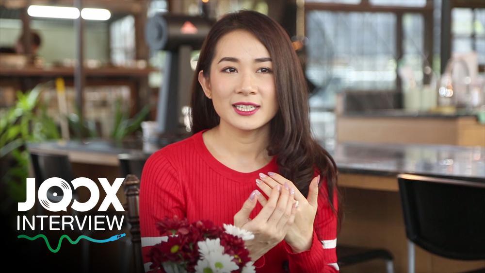 หนิม คนึงพิมพ์ @ JOOX Interview