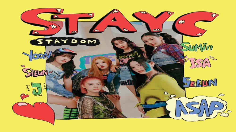 [MV] STAYC - ASAP