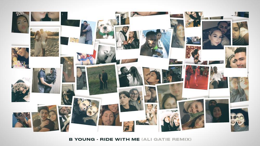 Ride For Me (Ali Gatie Remix) [Lyric Video]