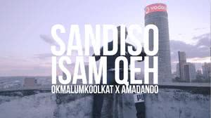 Dj Sandiso Feat Okmalumkoolkat & Amadando - Isam-Qeh