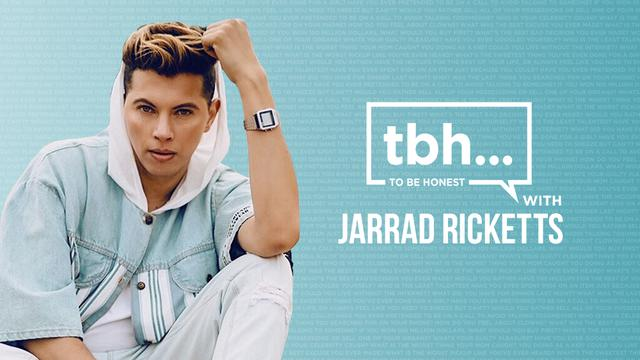 To Be Honest - Jarrad Ricketts