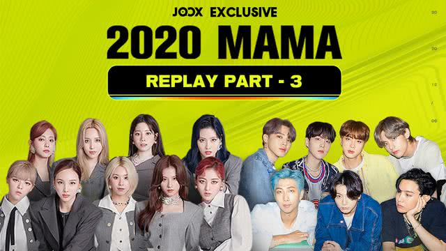 [EN Sub] 2020 Mnet Asian Music Awards (MAMA) - Part 3