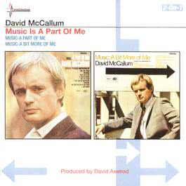 A Part Of Me/A Bit More Of Me 2001 David McCallum