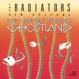 Zig-Zaggin' Through Ghostland 1989 The Radiators