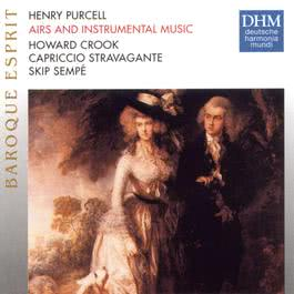 Purcell: Airs And Instrumental Music 1995 Capriccio Stravagante