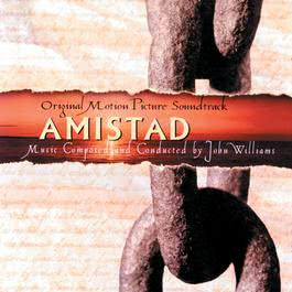 Amistad 1997 John Williams