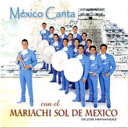 Mexico Canta 1999 Mariachi Sol De Mexico