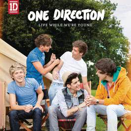 Live While We're Young 2012 One Direction