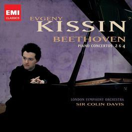 Beethoven: Piano Concertos 2 & 4 2009 Evgeny Kissin