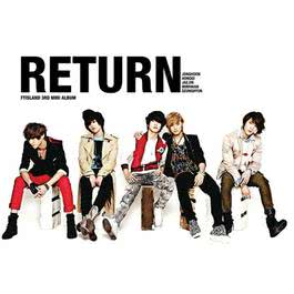 Return 2011 FTISLAND