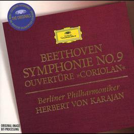 """Beethoven: Symphony No.9; Overture """"Coriolan"""" 1995 Herbert Von Karajan; Berliner Philharmoniker"""