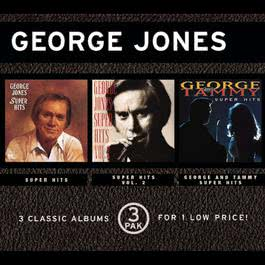 Super Hits/ Super Hits Vol. II/George & Tammy Super Hits 1997 George Jones