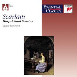 Scarlatti: Harpsichord Sonatas 1999 Gustav Leonhardt