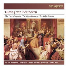 Beethoven: Piano and Violin Concertos & Cello Sonatas 2012 David Zinman; Alexander String Quartet; Yefim Bronfman; Christian Tetzlaff