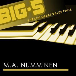 Big-5: M.A. Numminen 2011 M.A. Numminen