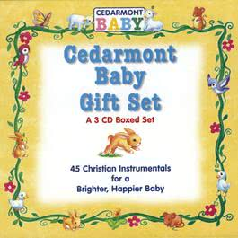 Cedarmont Baby Gift Set 2010 Cedarmont Baby