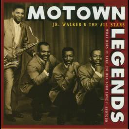 Motown Legends: What Does It Take (To Win Your Love)? 2008 Jr. Walker & The All Stars