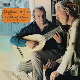 Elizabethan Lute Songs 2013 Julian Bream